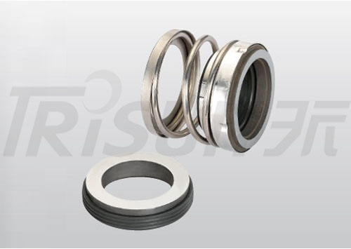 TS 43 Single-Spring Mechanical Seal Replace AESSEAL (replace AESSEAL P03,CRANE 521,FLOWSERVE 240 and MTU FP/D)
