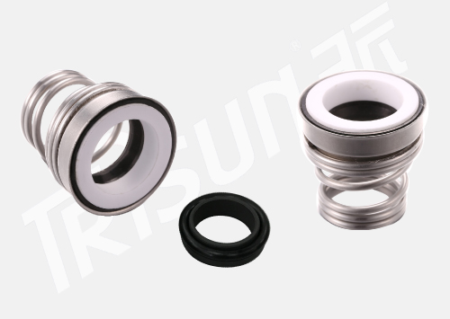 TS 155B, Single-Spring Mechanical Seal Replace AESSEAL(replace AESSEAL T04,Burgmann BT-FN,FLOWSERVE 43 and MUT SIMPLEX)