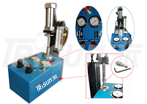 Mechanical Control Valve tester (T95-8008)