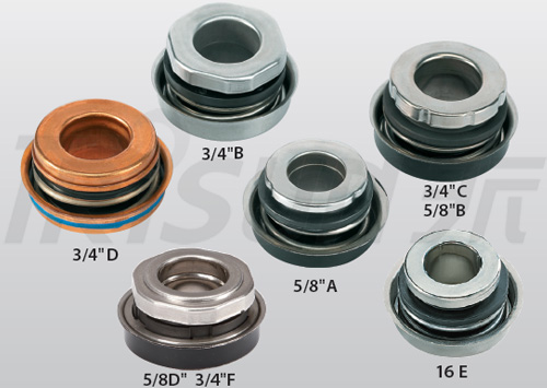 TS FB(INCH) Auto Cooling Pump Seal
