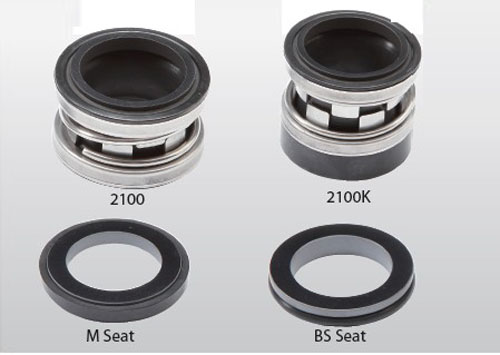TS 2100 Machined Mechanical Seal (replace AESSEAL B05,Crane 2100 and FLOWSERVE 140)