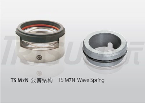 TS M7N Machined Mechanical Seal (Replace BURGMANN M7N,MTU DR1-D) TS M74(Replace BURGMANN M74)